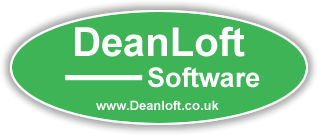 DeanLoft Software - www.Deanloft.co.uk